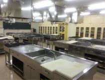 料理実習室1・2